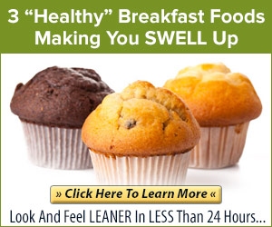 3 Healthy breakfast foods for making you swell up for The E-Factor Diet Articles - 5 STEPS TO SHREDDED